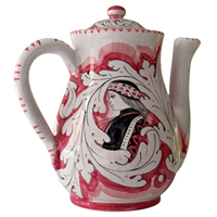 Fusari-Teapot
