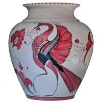Fusari-Vase-Rosa